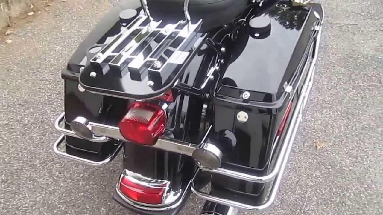 U1184 2011 Harley Davidson Flhp Police Road King For Sale