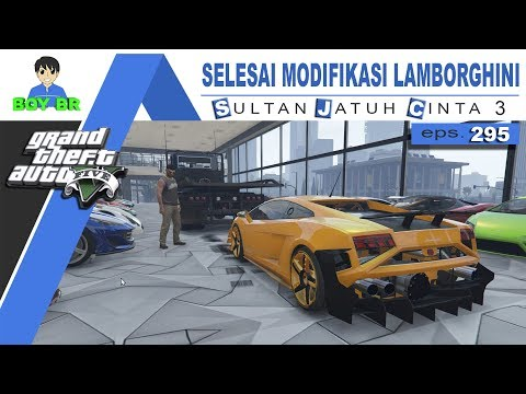 GTA 5 INDONESIA - REAL LIFE MOD - UCUP DITANTANG BALAPAN #eps.295 thumbnail