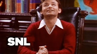 Bill Murray's Apology - SNL