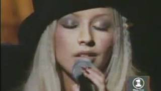 Christina Aguilera - At Last live at Men Strike Back