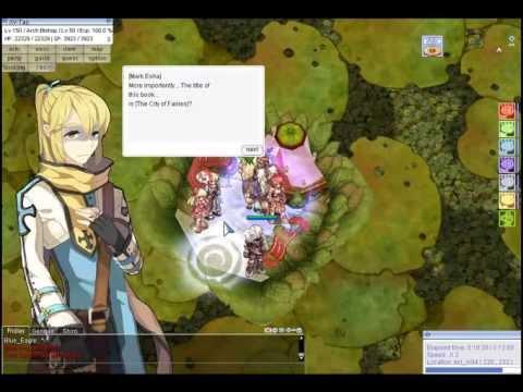 Ragnarok Online - Eclage Quest: Oliver Hilpert's Tour