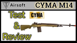 CYMA M14 Test and Review