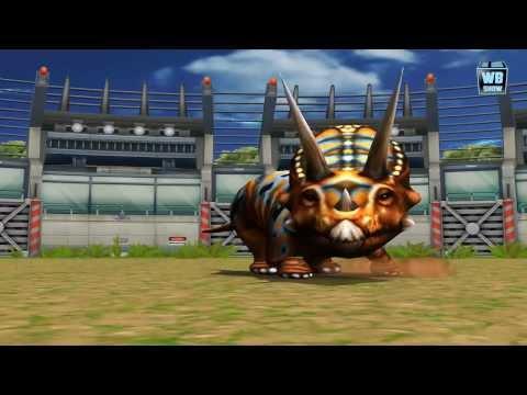 Jurassic Park Builder: Torosaurus [BATTLE] [FINAL EVOLUTION]