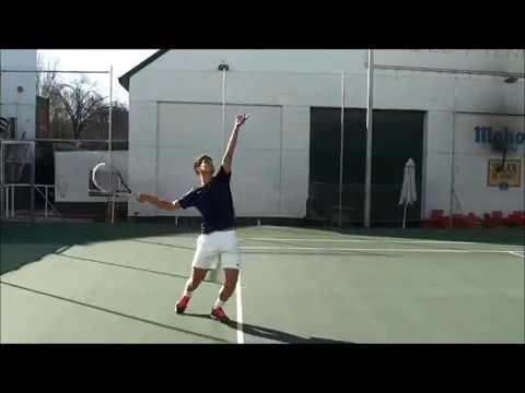 Guillermo Romero (Spain) || College Tennis Recruitment -  2018