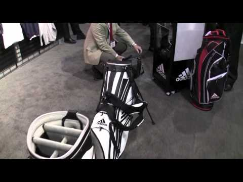 First Look: adidas Golf aG Tour Stand Bag