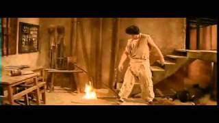 jackie chan fight scene from drunken master 2