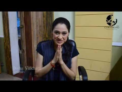 Disha Vakhani talking about Cortokino 2015