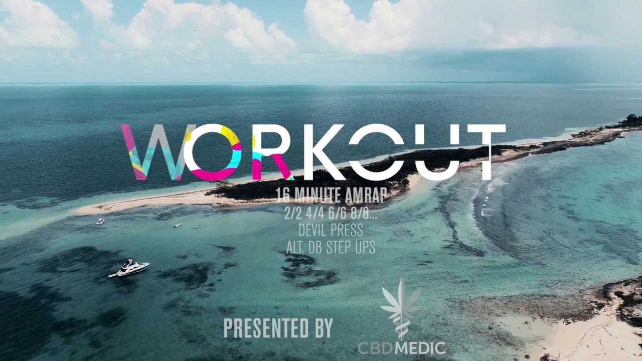 Workout Four - Wodapalooza