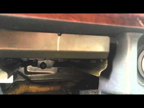 2000-2004 Subaru Legacy Outback Radio and Bezel Trim Removal