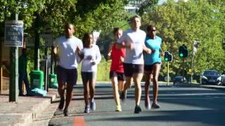 Cape Town Marathon 2014 launch video
