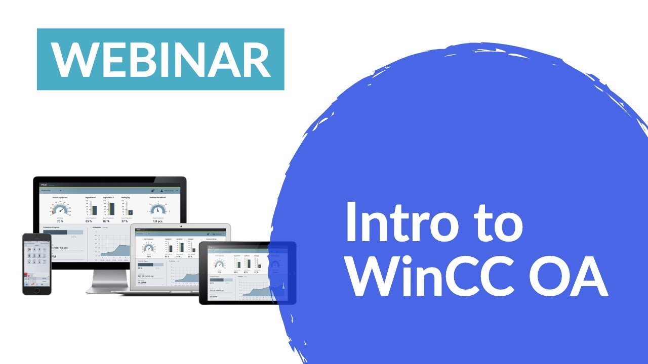 Introduction to WinCC Open Architecture