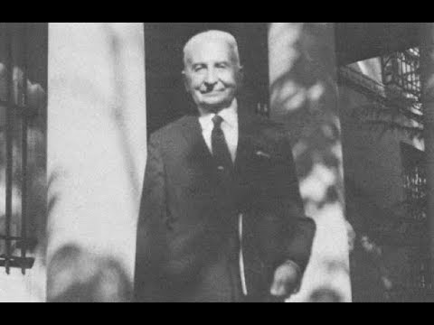 Ludwig von Mises Speaks: Balance of Payments (1969)