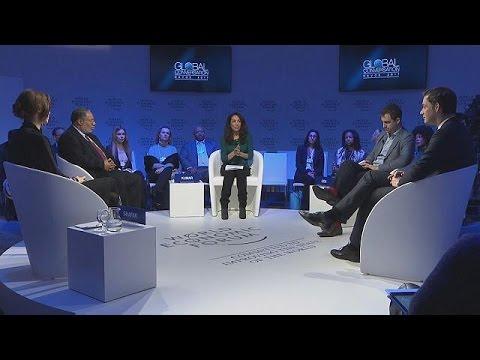 Συζήτηση στο Νταβός: Η εποχή της πολυπολιτισμικότητας - global conversation