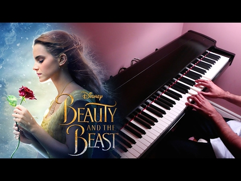 Beauty and the Beast - Final Trailer Music - Piano