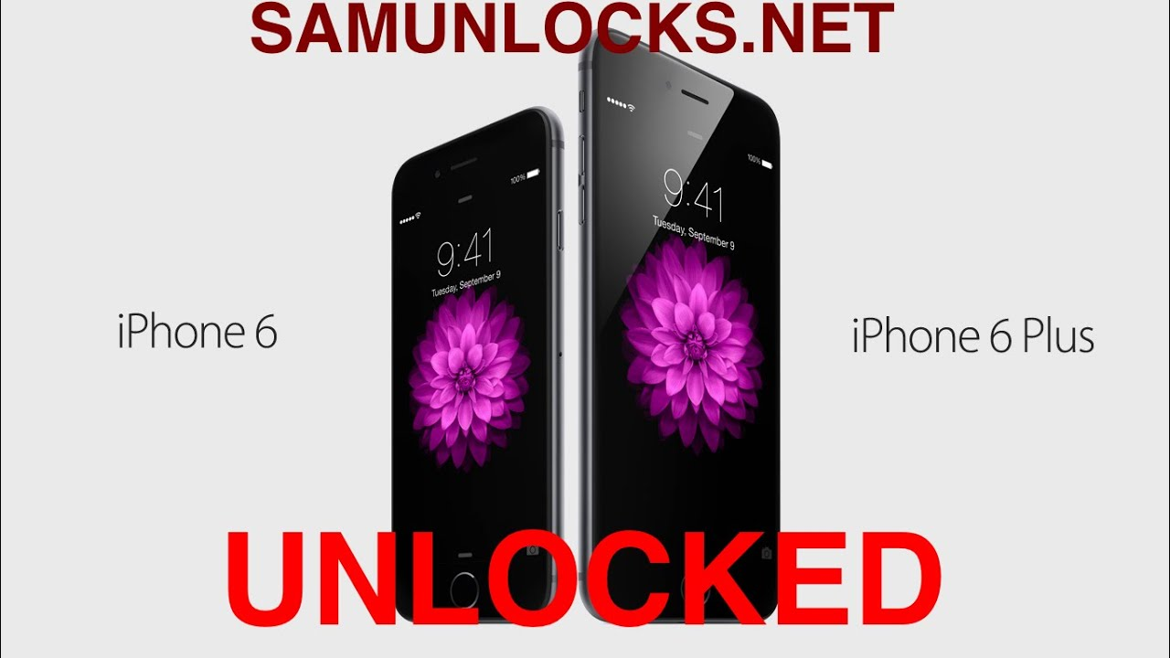 Unlock Iphone  Fido