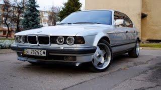 АВТОКАЧАЛКА М60 V8 СВАП 3.0 на 4.0 BMW  (часть 1)