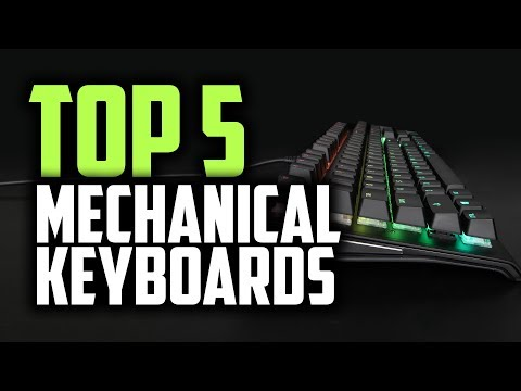 Best Mechanical Gaming Keyboards In 2019 | Play Like A Pro!
