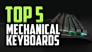 Best Mechanical Gaming Keyboards