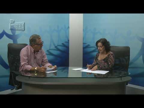 TV ASSEMBLEIA AL - TRILHA SOCIAL ENTREVISTA COM MARCOS DAVID GOMES DA SILVA EM 18/10/17
