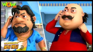 Motu Patlu New Episode | Hindi Cartoons For Kids | John The Iron Man | Wow Kidz