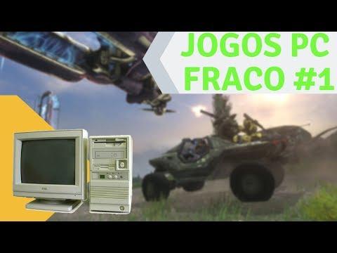 Jogos para PC Fraco 2019 - Games testados em G41 Express