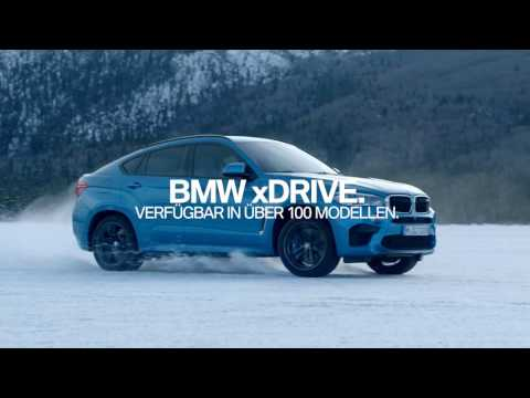 BMW xDrive. Das intelligente Allradsystem von BMW.