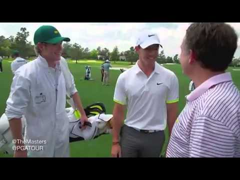 Niall Horan reveals Rory McIlroy will join...