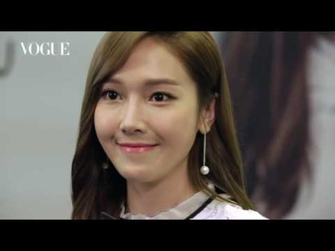 VOGUE Taiwan Interview with Jessica
