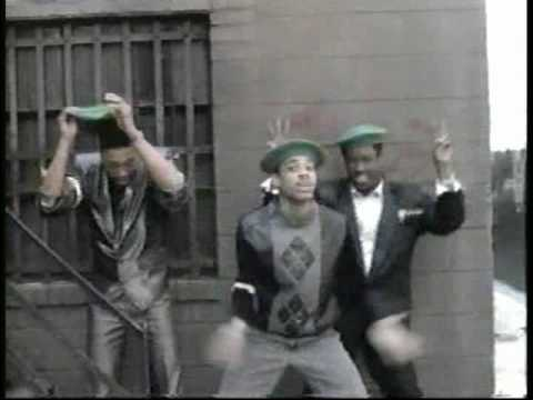 "Whodini ""Funky Beat"""