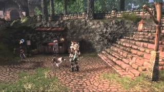 Fable 3: How to level your Dog up