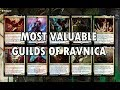 Top 20 Valuable Cards | MTG Guilds of Ravnica