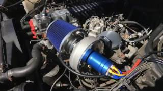 Functional Electric Supercharger: Design, Fab, Test.