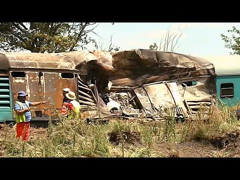 South Africa reopens Jo'Burg-Port Elizabeth line after the significant rail accident
