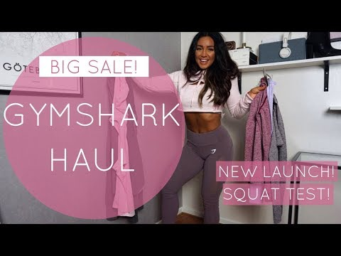 GYMSHARK HAUL & SALE – NEWS & BLACK FRIDAY WEEK