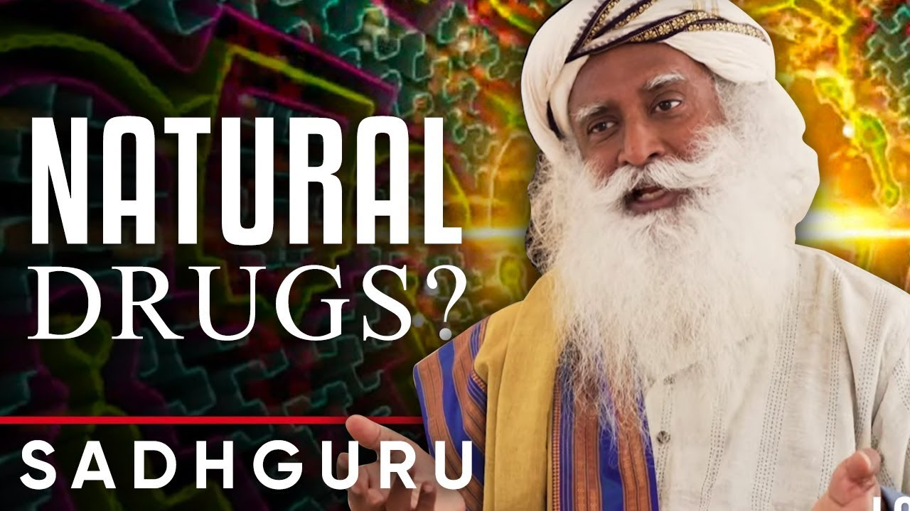 WHEN STUDENTS ASKED ME ABOUT MARIJUANA - Sadhguru | London Real