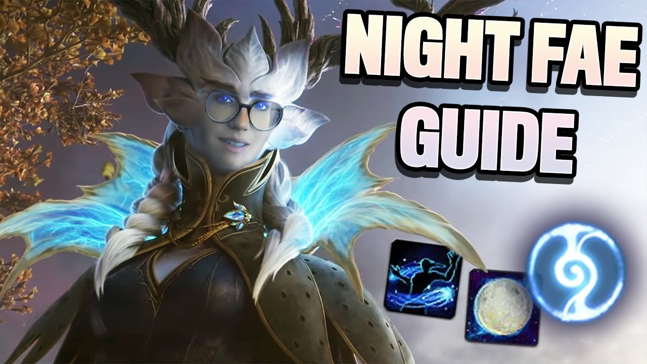 NEW MOON IS BACK! UPDATED 9.1 Night Fae GUIDE for Moonkins!