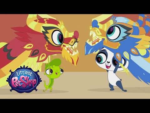 Littlest Pet Shop - 'Blythe Goes to Shanghai' Original Short