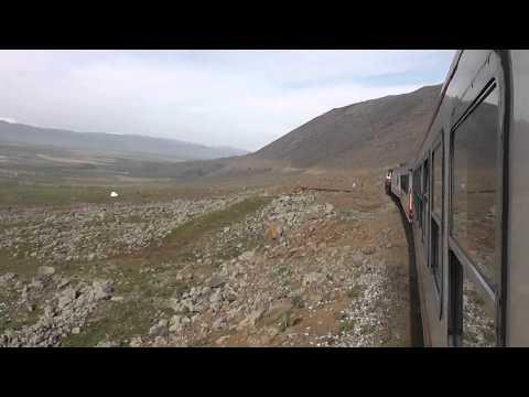 TCDD Karma Train Tatvan - Elazığ (32 minutes)