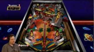 Black Knight - Pinball Hall of Fame: The Williams Collection (XBox 360) (Part 5) - Croooow Plays