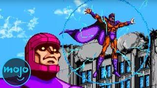 Top 10 Things Superhero Games Always F*#% Up