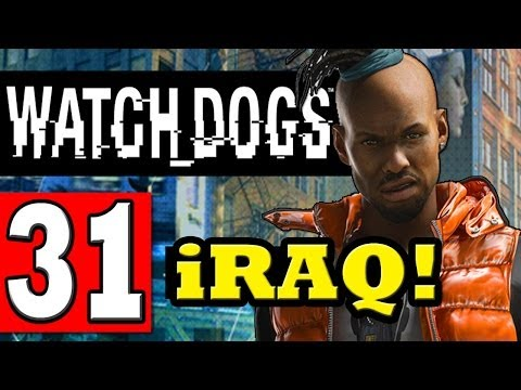 "Watch Dogs Walkthrough Part 31 MISSION BY ANY MEANS NECESSARY ""Watch Dogs PS4 XBOX PC"""