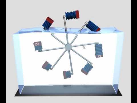 Perpetuum Mobile - hydro-gravity - Concept 2