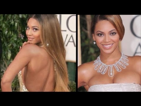 Beyonce's HOT Red Carpet Look