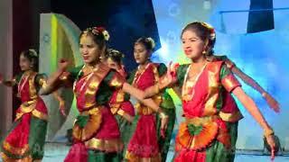 Sanga Tamil performance by Sri Vinayaga Vidhyalaya Sr. Sec School