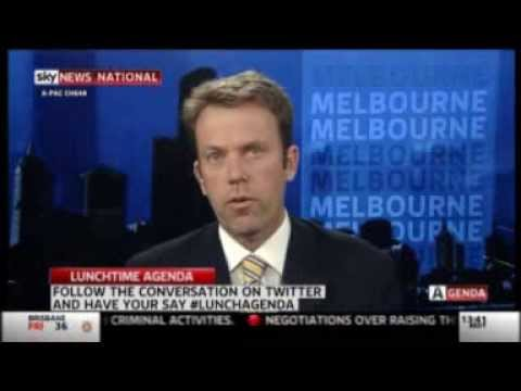 Sky News interview discussing Immigration, Foreign Ownership and the Labor Leadership