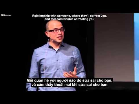 Sid Efromovich 5 kỹ năng để học ngoại ngữ