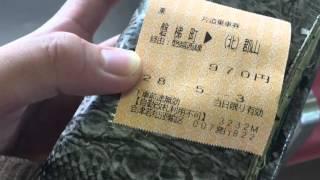 『719系・快速 フルーティアふくしま』2016/5/3①(JR磐越西線)