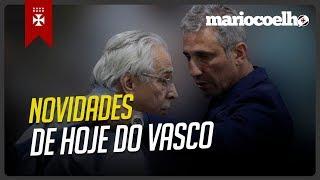 NOVIDADES NO VASCO | EURICO APROVA SUAS CONTAS | TUDO DE VASCO X GRÊMIO | Notícias do Vasco Da Gama