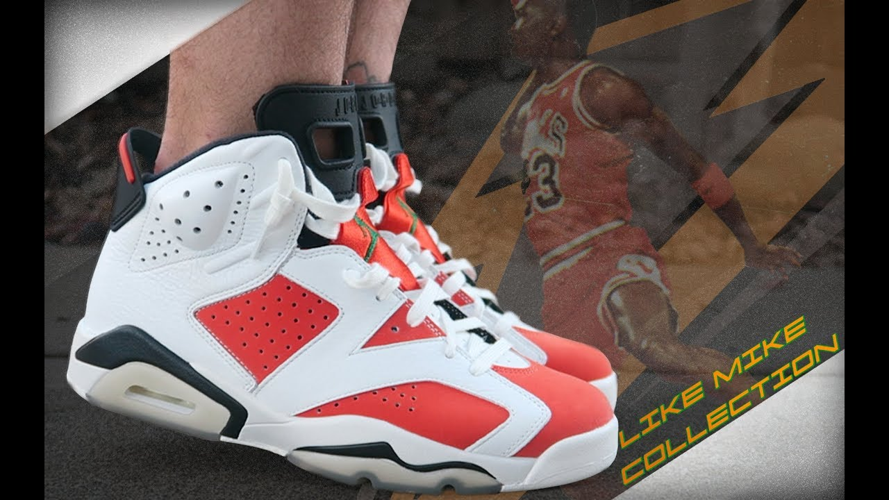 Air Jordan 6 'Like Mike' | Jordan X Gatorade 'Like Mike' Collection