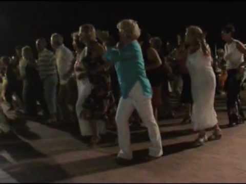 Serata Danzante Bagno Lido Livorno estate 2004.mpg